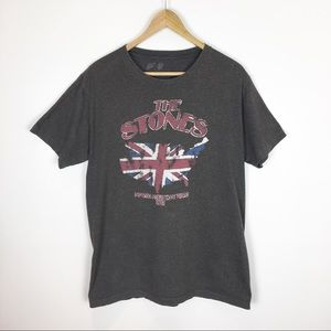 The Rolling Stones Graphic Tee Tour 1981